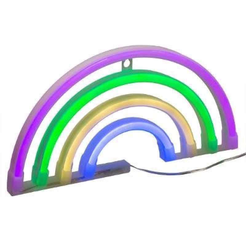 Arc en ciel Led Neon Multicouleurs