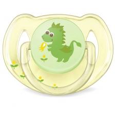 Lot de 2 sucettes Lutin et Dragon 6-18 mois