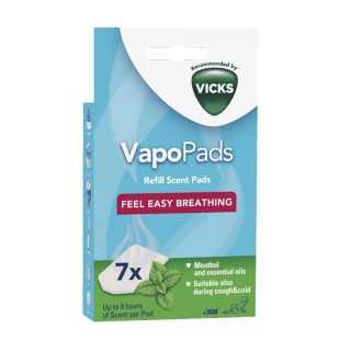 Vapopads menthe tablettes parfumées
