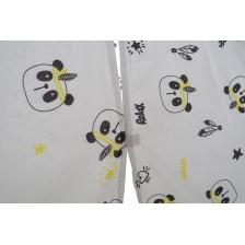 Tipi enfant Polyester et Bois Panda Blanc