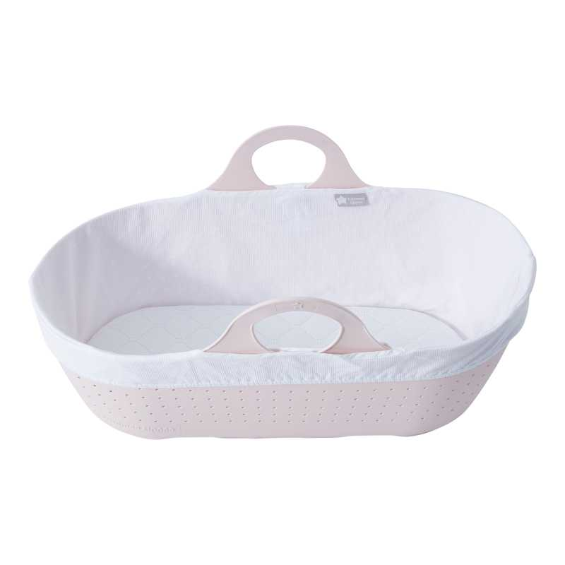 Tommee Tippee Kit Couffin Avec Support Sleepee Rose Poudré
