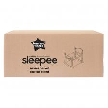 Tommee Tippee Kit Couffin Avec Support Sleepee Vert Menthe