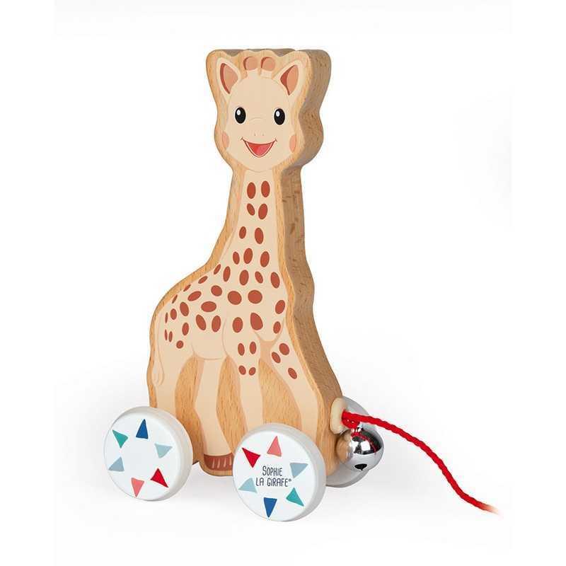 Janod Sophie La Girafe Jouet à Promener