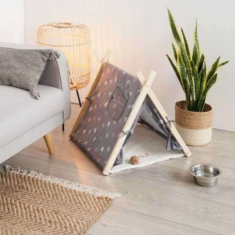 Tente Maison Pour Chat Atmosphera For Kids