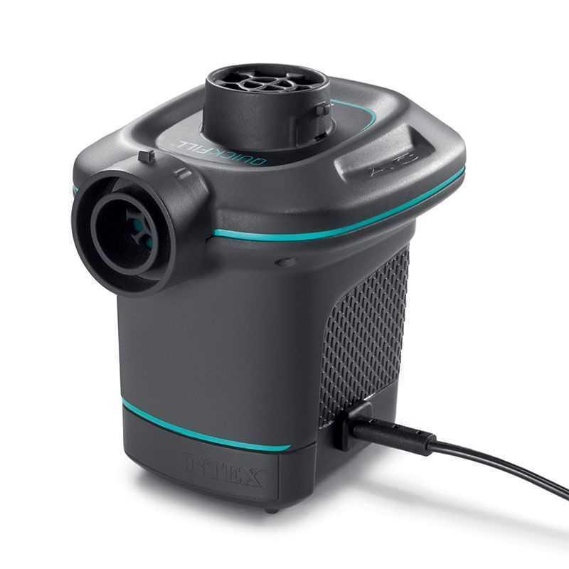 Pompe Electrique 220 volts Noir Gonfleur Intex