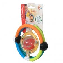 Hochet orbite multicolore Infantino