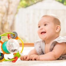 Jeux d'éveil - Balle d'activités magique Infantino