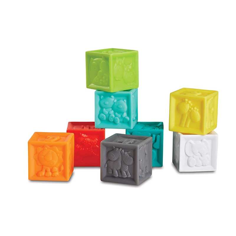 Set de jouets d'activité sensoriels 20 pièces Infantino