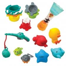 Coffret de bain 17 pièces Infantino