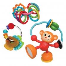 Jouet à Ventouse avec clés de dentition Infantino