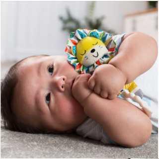 Hochet Carillon Lion Infantino
