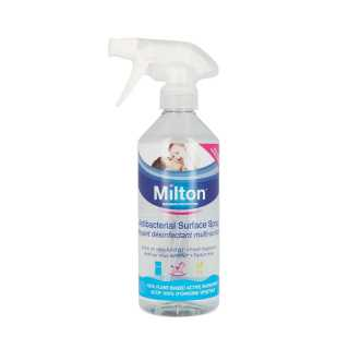 Anti-Bactérien Surface Spray 500ml Milton