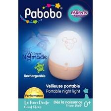 Veilleuse Super Nomade Lolabella Pabobo