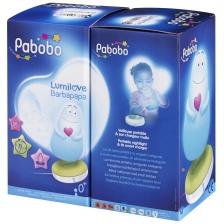Veilleuse Lumilove Barbapapa Bleu Pabobo
