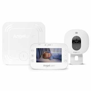 AC327 Babyphone vidéo avec détecteur de mouvements Angelcare