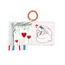 """Livre d'activités """"le lapin amoureux"""" Kaloo"""
