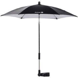 Parasol Noir Safety 1ST Pour Poussette UV 50 Clip Universel
