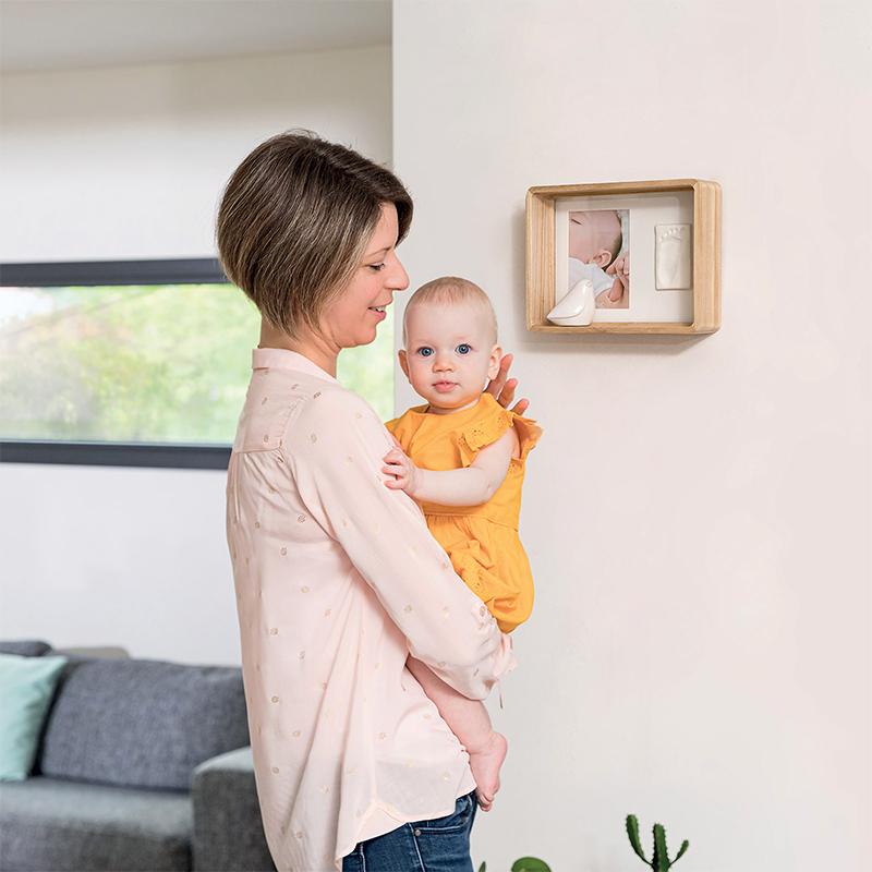 Cadre profond en bois Baby Art