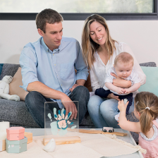 Empreinte Familiale Baby Art