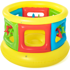 Trampoline Gonflable Jumping BestWay