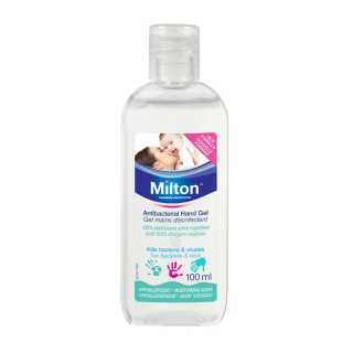 Gel mains désinfectant 100ml Milton