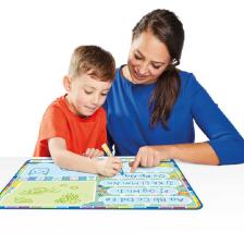 Tomy Tapis Aquadoodle ABC Classique