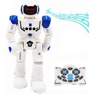 Marko Le Robot au 20 fonctions Buki