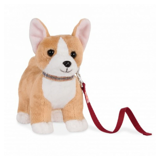 Peluche Chien Corgi Our Generation