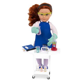 Accessoires école de science Our Generation