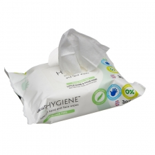 Lot de 30 lingettes bebe Hygiene Vital Baby