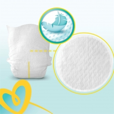 Pampers - Premium protection Couches Taille 6 (13kg+) - Pack 1 mois (x120 couches)