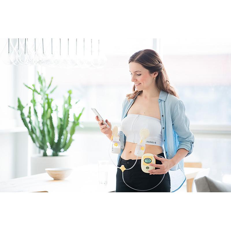 Bustier Expression Blanc S Medela