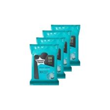 Lingettes Desinfectantes Tommee Tippee 120 Lingettes Biodegradables Pour Tétines et Biberons
