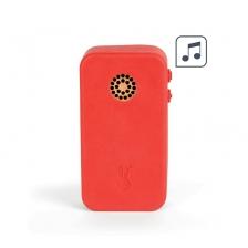 Téléphone sonore en bois et silicone Janod
