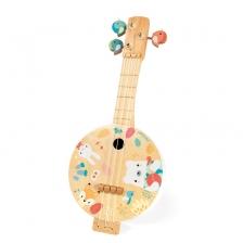 Banjo Pure en bois Janod