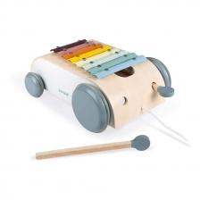 Xylophone Roller Sweet Cocoon en bois Janod