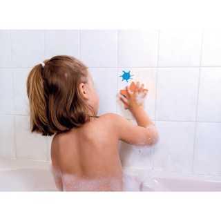 Coloriage dans le bain Janod