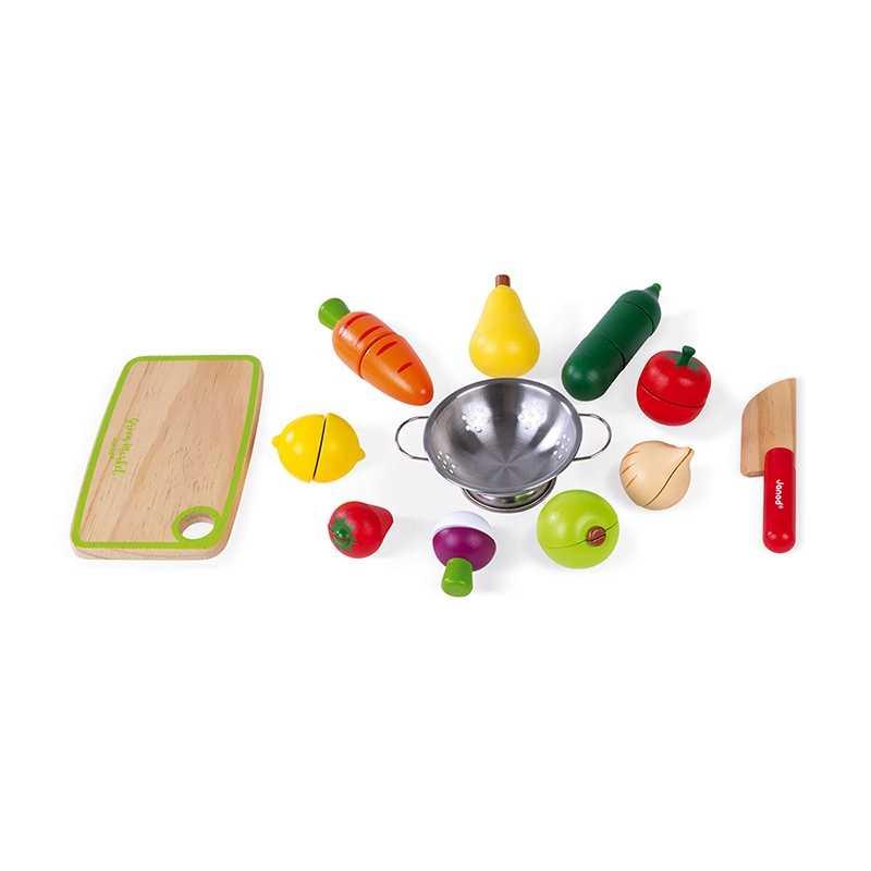 Fruits et légumes a découper Green Market janod