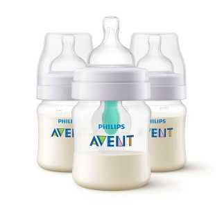 Set de 3 biberons anti colic 125 ml Philips Avent