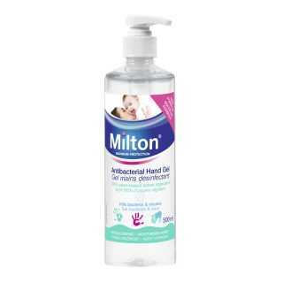 Gel mains désinfectant 500ml Milton