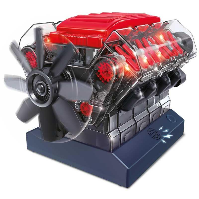 Moteur V8 Buki