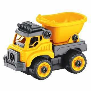 Camion de Chantier RC Buki