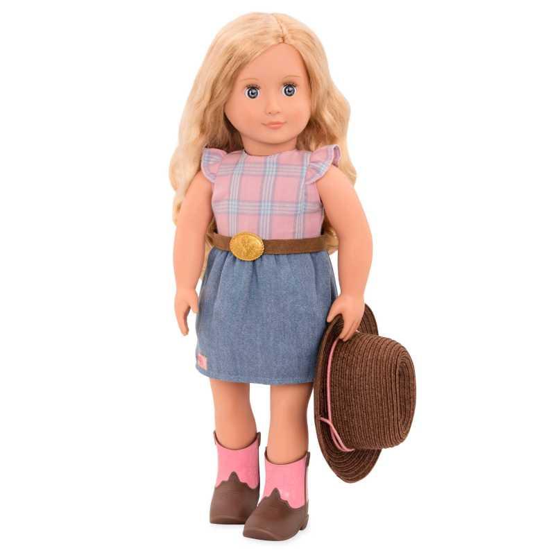 Poupée classique 46cm Lea Rosa Our generation