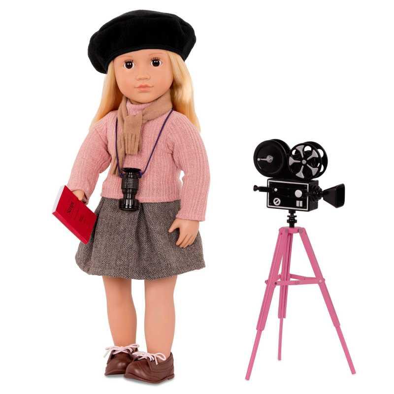 Poupée Cinéma 46cm Kathleen Our generation