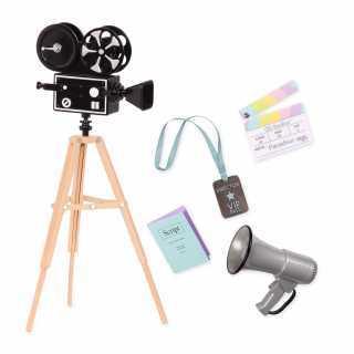 Accessoires cinéma - caméra Our generation