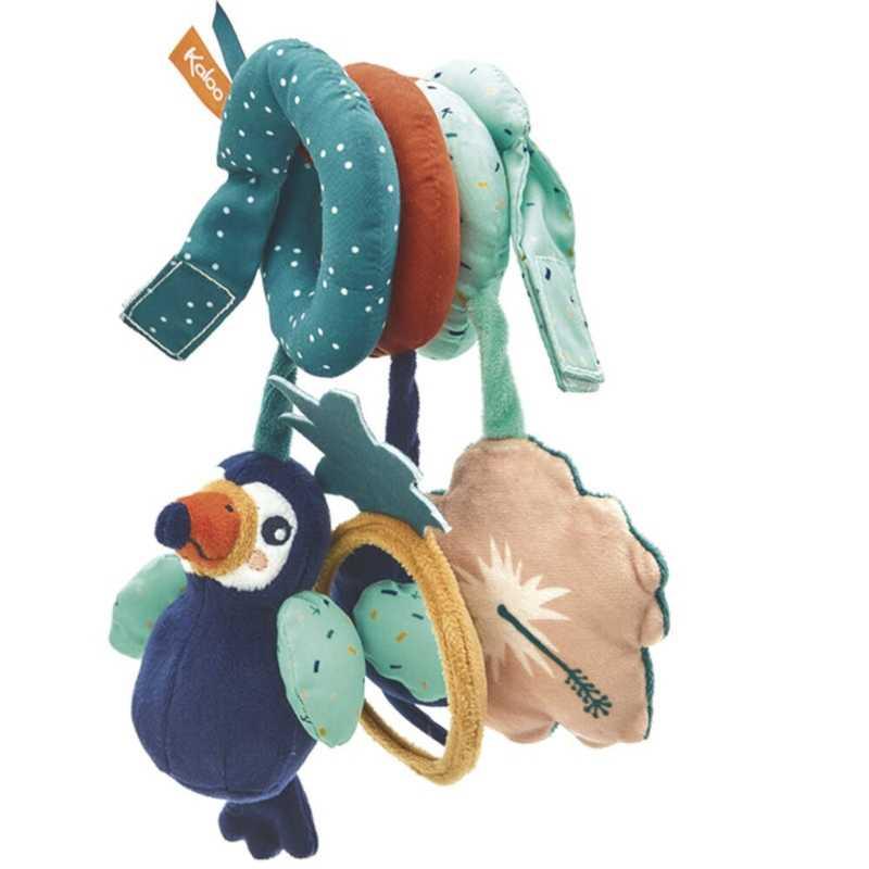 Spirale d'activité Alban le toucan Kaloo