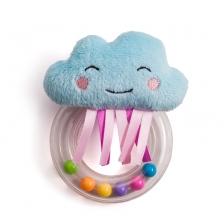 Hochet en forme de nuage bleu Taf Toys