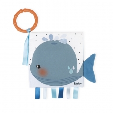 """Livre d'activités """"la baleine triste"""" Kaloo"""