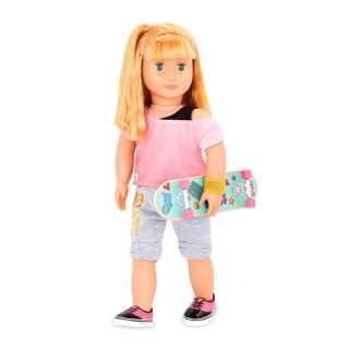 Tenue Classique Skate Rose Our Generation