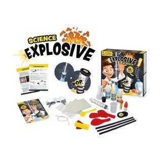 Science explosive 15 expériences Buki